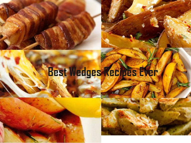 Best Potato Wedges Recipe Ever