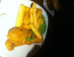 Mossbrook eckington fish and chips