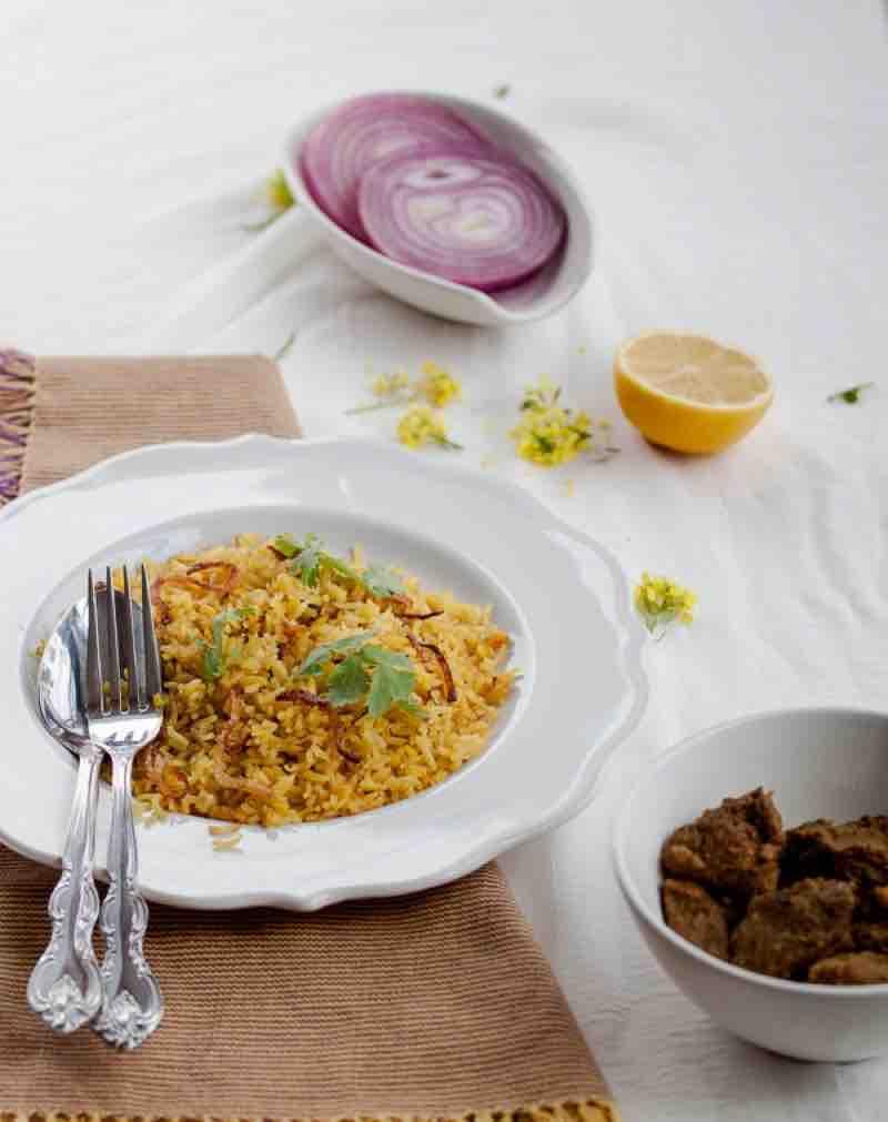 mung dal bhuna khichuri cheap dinner ideas