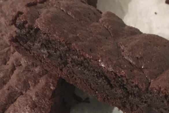 Easy Chocolate Brownie Recipe