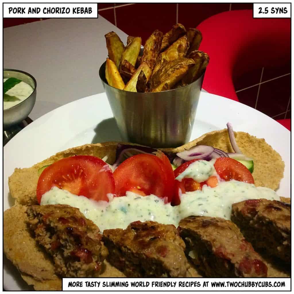 doner kebab recipie