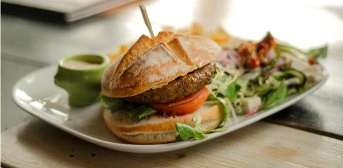 fusion burger for the burger recipe post