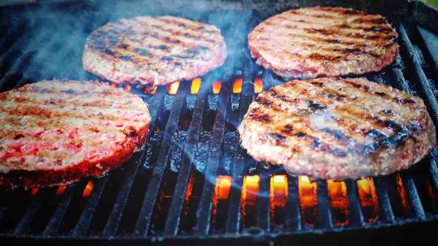 burgers on a grill how to cook the perfect burger
