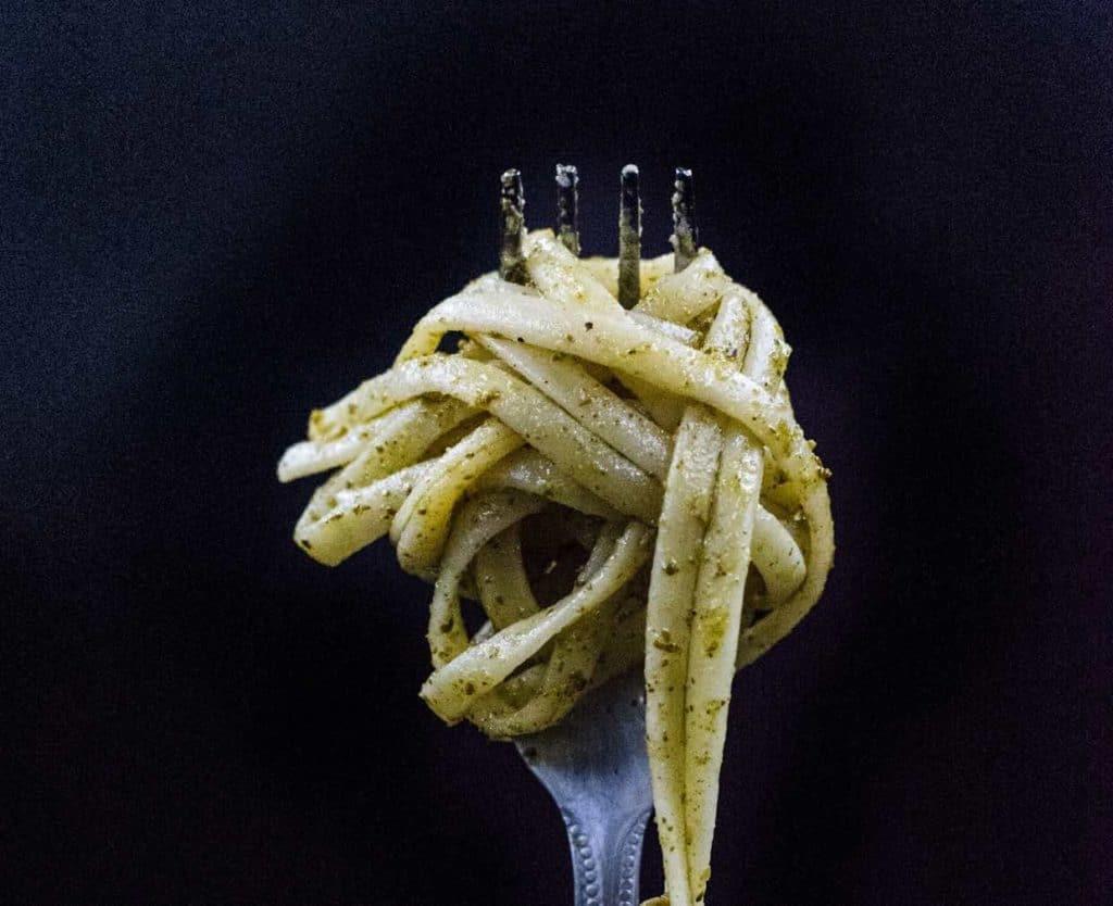 pesto without garlic