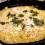 Easy Butter Chicken Biryani With Prawns